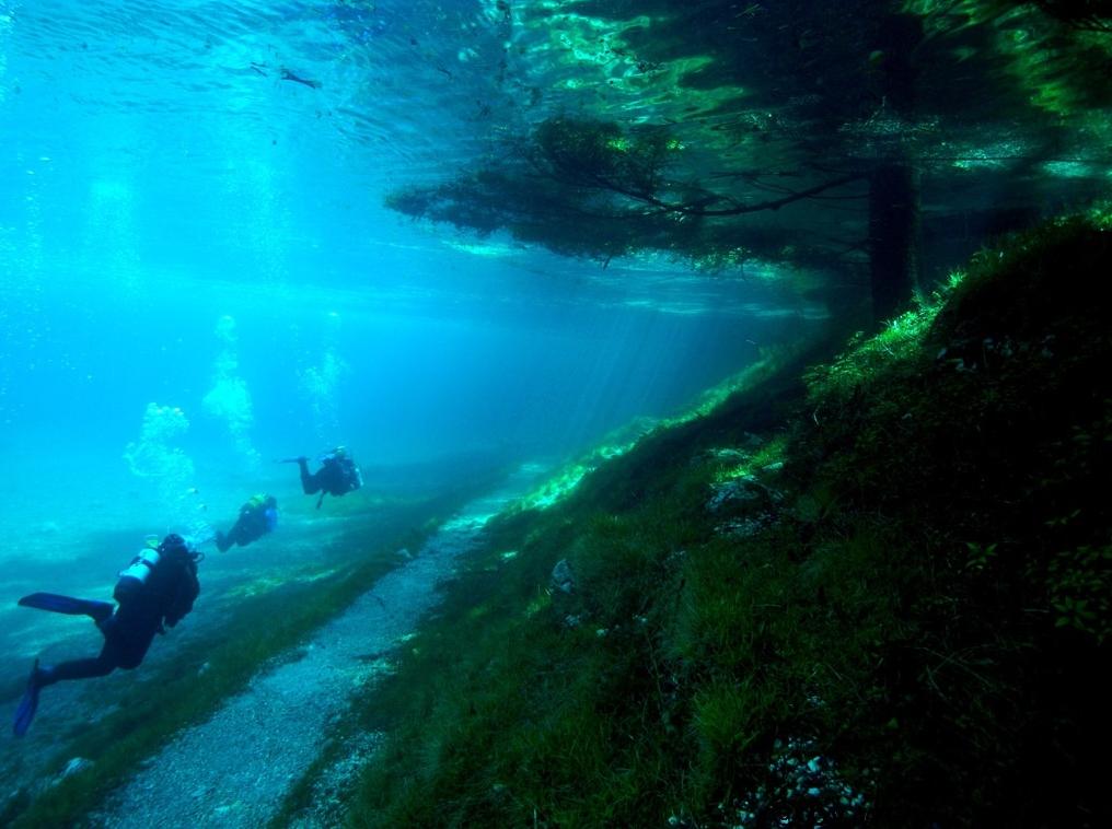 Grüner See (Austria) - Fuente Nukleoblog