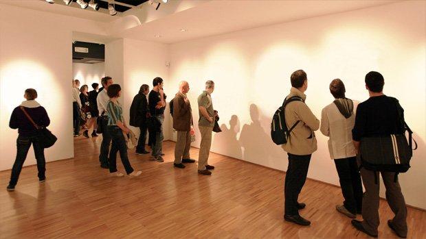 Exposición de Lana Newstrom en la Galería Schulberg de Nueva York