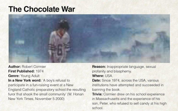 La guerra del chocolate