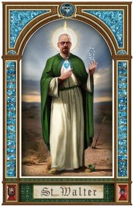 Saint Walter por Sharpwritter (CC BY-NC-ND 3.0)
