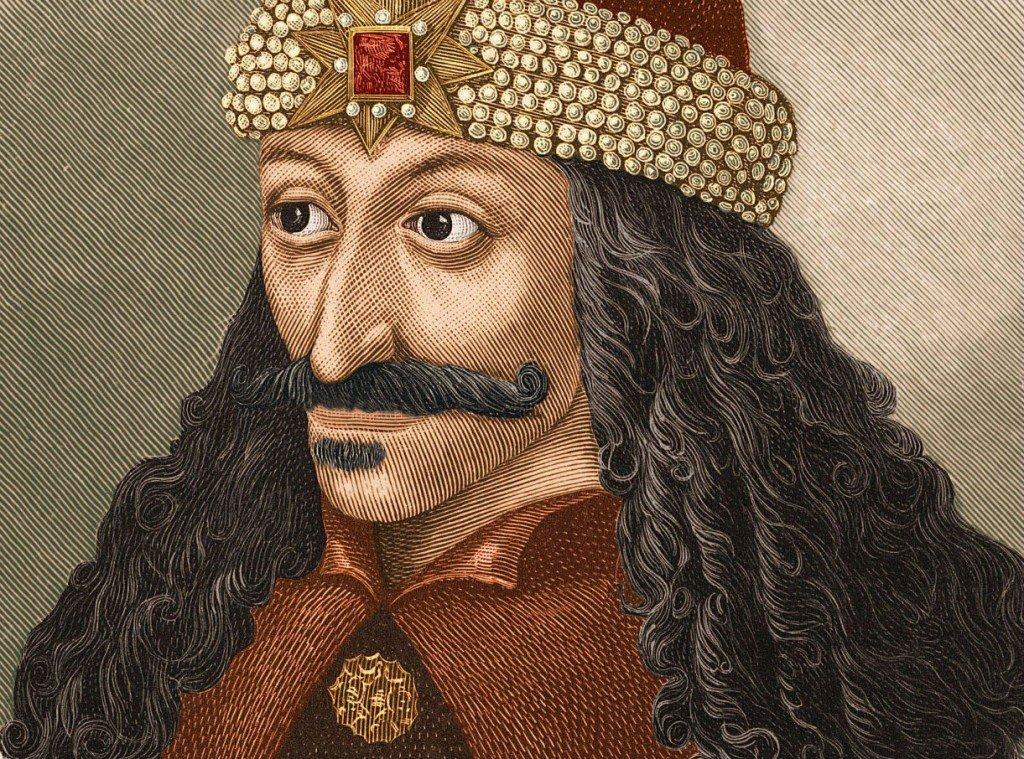 Vlad III, más conocido como Vlad el Empalador
