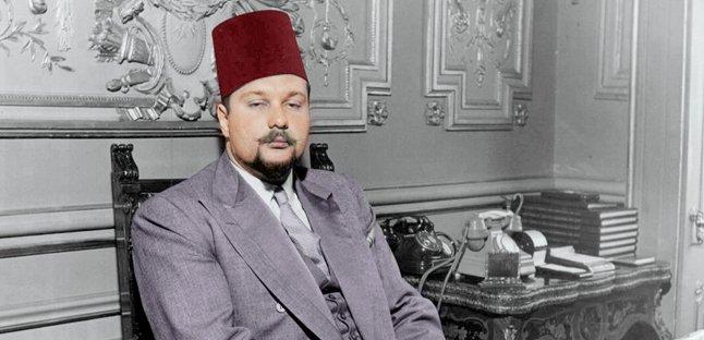 Faruq de Egipto