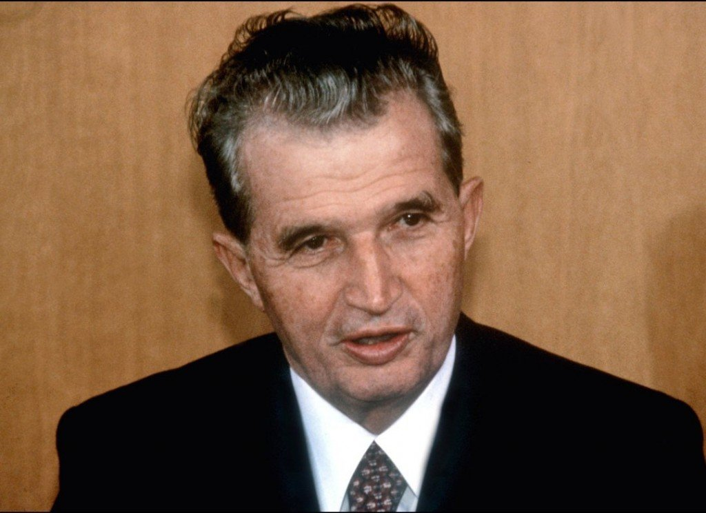 Nicolae  Ceausescu