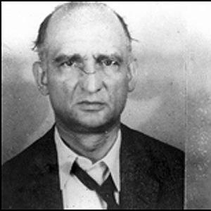 Rudolf Abel en 1957