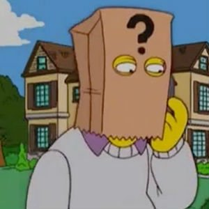 Thomas Pynchon en Los Simpsons
