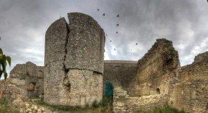 Ruinas del Castell de Llers by Albert Sarola