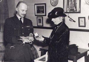 Maria Elisabeth Dickin, creadora de la Medalla Dickin