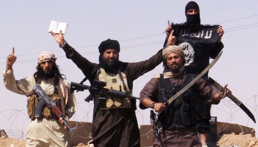 Miembros de ISIS