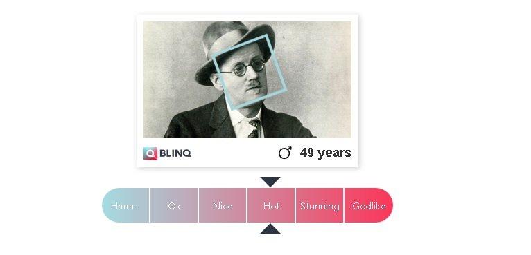 Atractivo de James Joyce