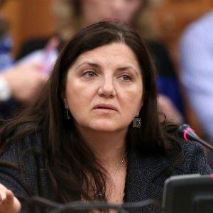 Ministra de justicia Raluca Pruna