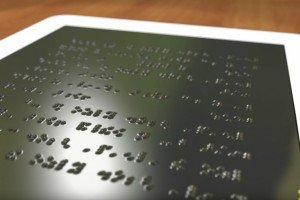 Nuevo ebook para ciegos