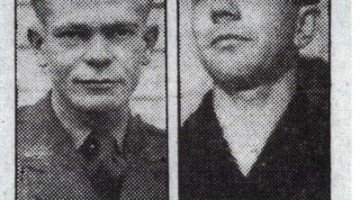 James McAuley y Harold Stewart en la época en que crearon a Ern Malley