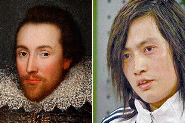 Shakespeare y Yiyi
