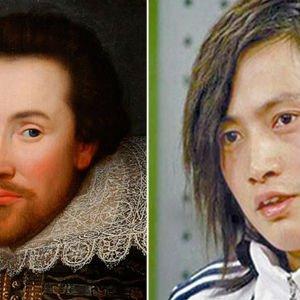 Shakespeare y Yiyi