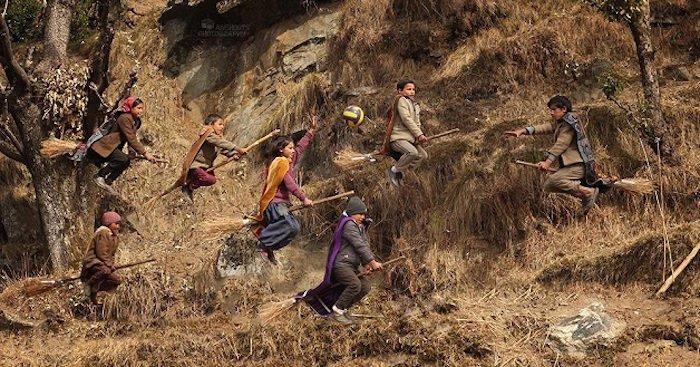 Quidditch en el Himalaya