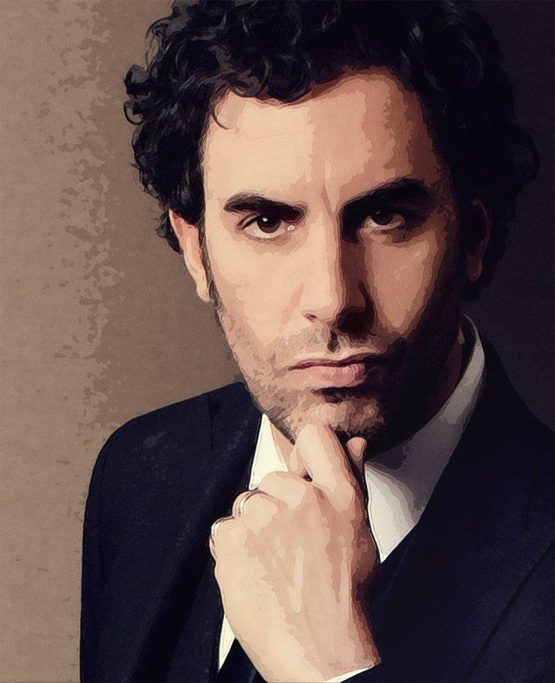 1. Sacha Baron Cohen