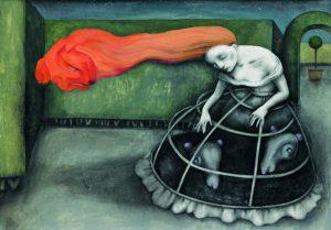Otra ilustración de Ana Juan