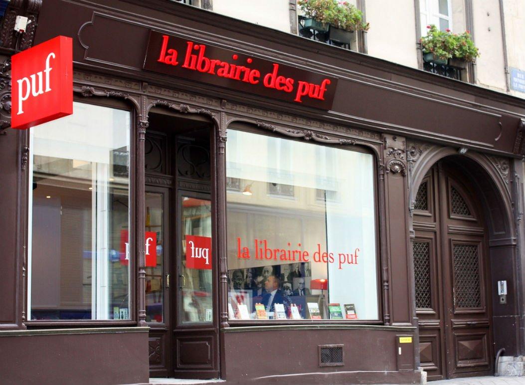 La Librairie des PUF