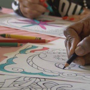 La popularidad de los libros de colorear ha hecho que escaseen los lápices de colores