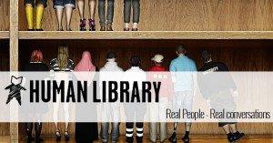 Las bibliotecas humanas, donde se consultan personas en lugar de libros