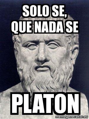 Meme de Platón
