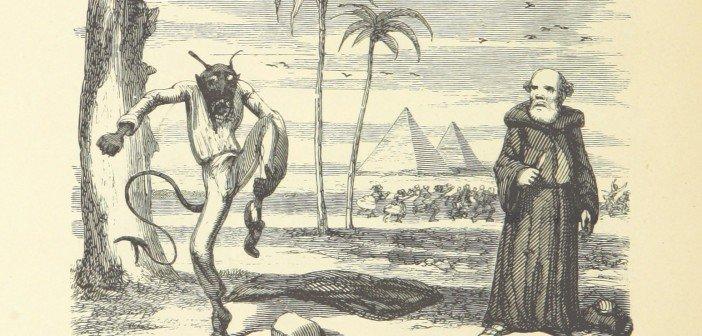 Ilustración de George Cruikshank