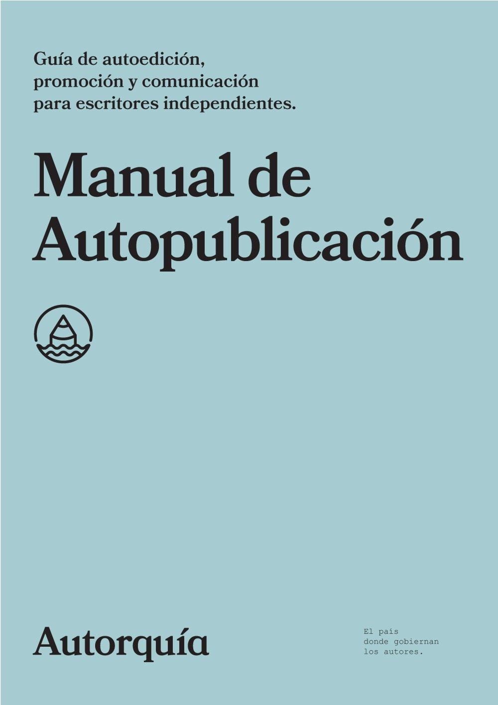 Manual de autopublicacion de Autorquia