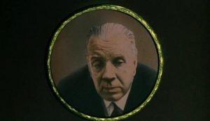 Borges en la película Performance