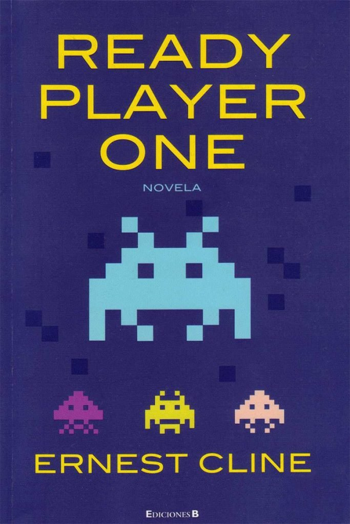 1. Ready Player One, de Ernest Cline
