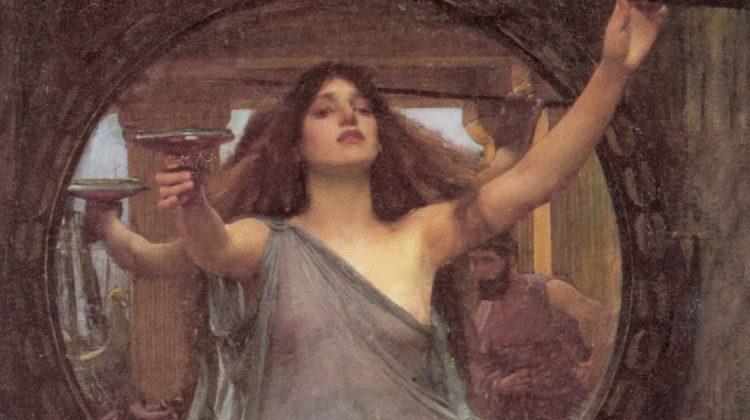 El bello arte de envenenar, Circe