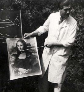 Estudiando la sonrisa de la Mona Lisa