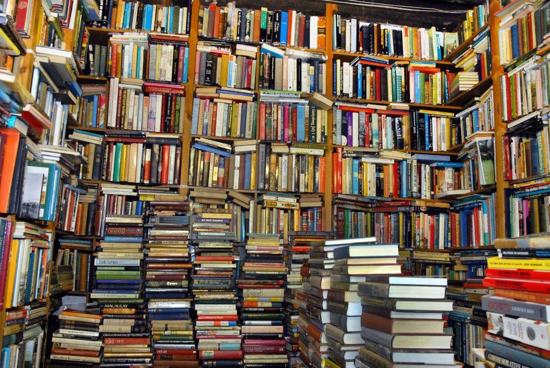 Cómo leer 100 libros en un año