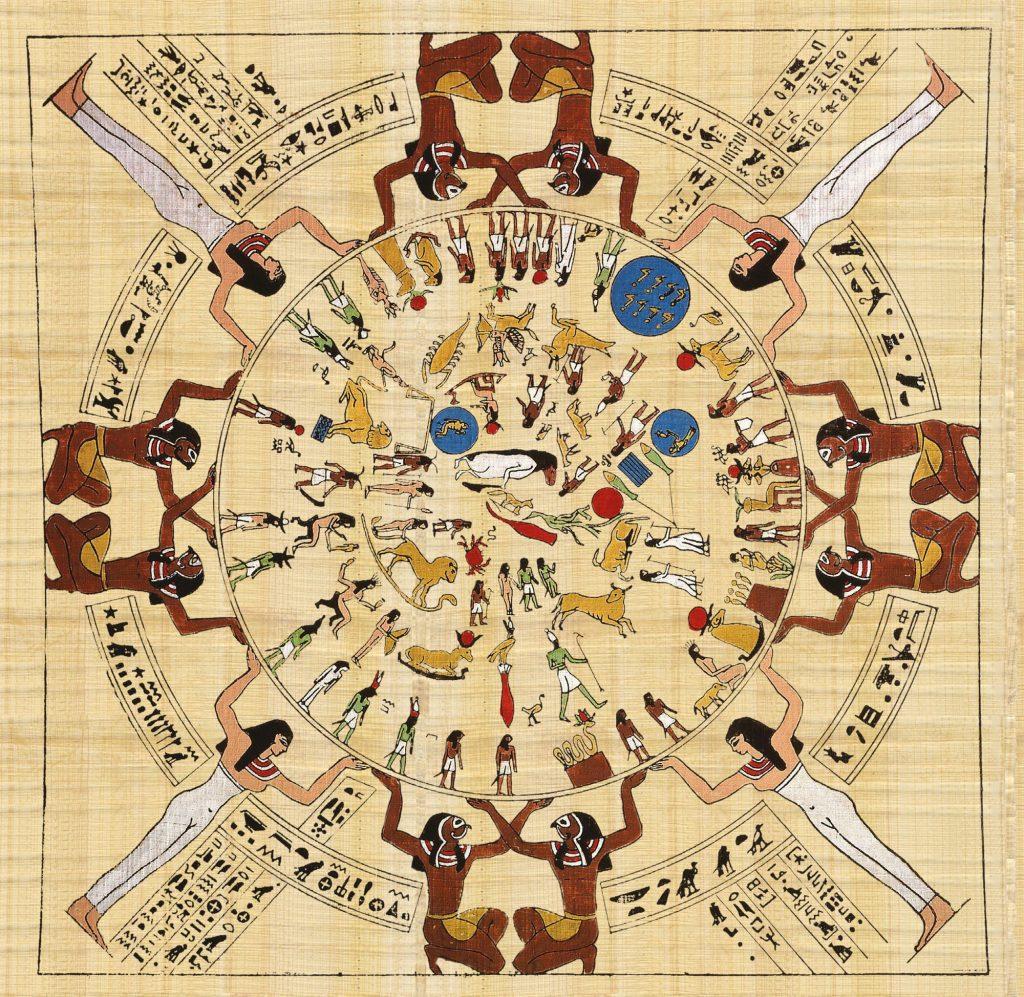 Calendario egipcio el año más largo de la historia