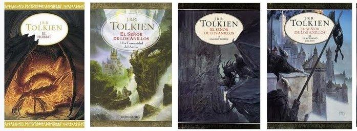 El Hobbit y El señor de los anillos