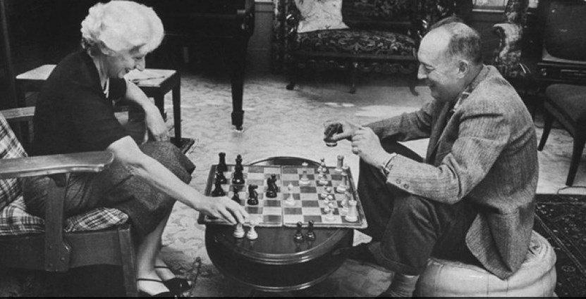 Nabokov y Vera