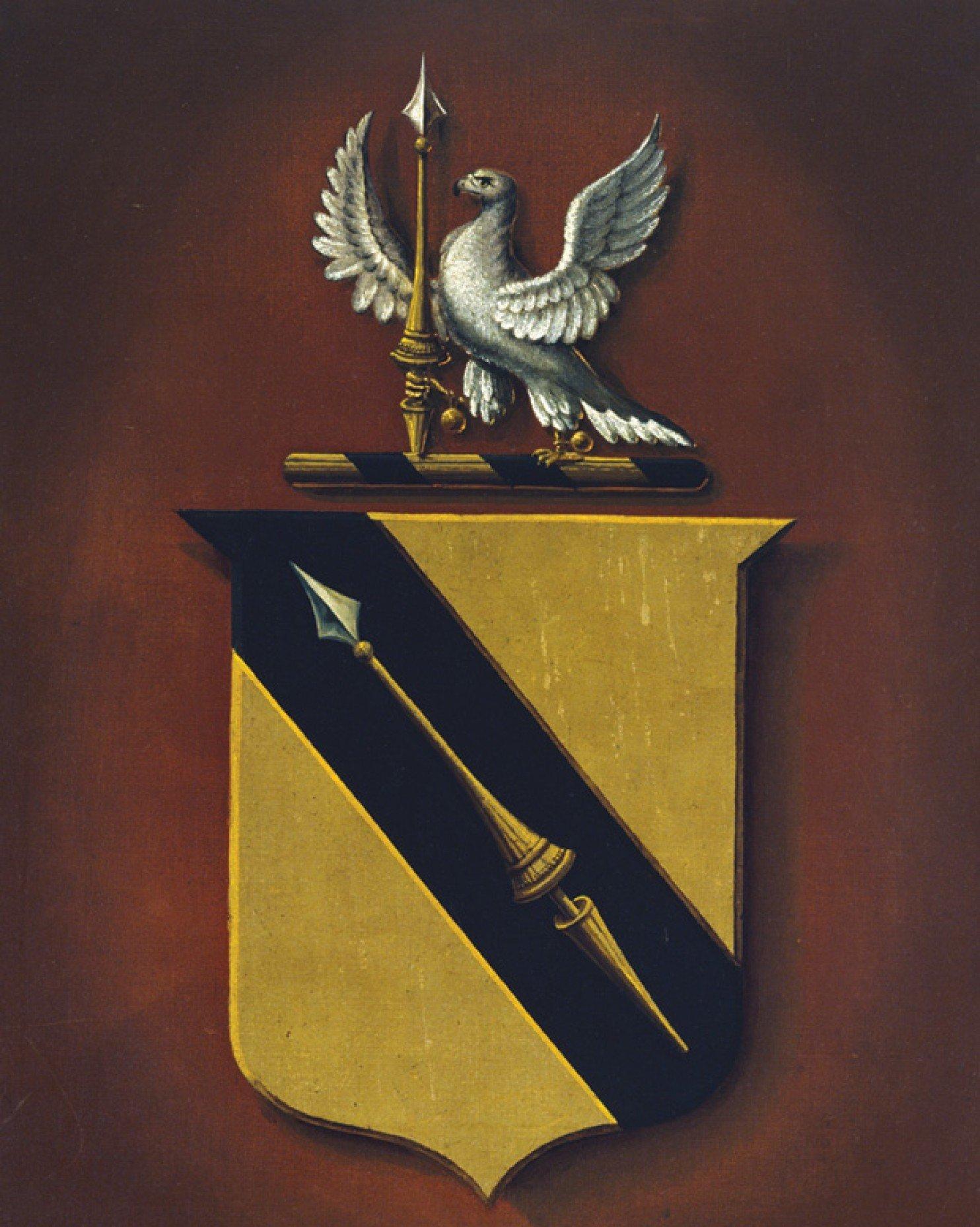Reproducción del escudo
