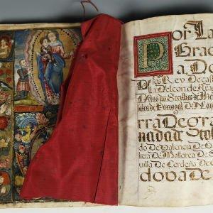 Códice del siglo XVI