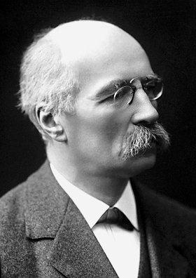 Henri La Fontaine en 1914