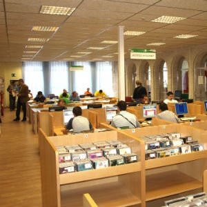 Biblioteca pública de Jaén