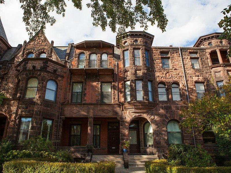 Casa de F. Scott Fitzgerald en Minnesota
