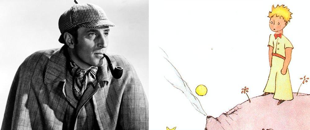 Sherlock Holmes y el Principito