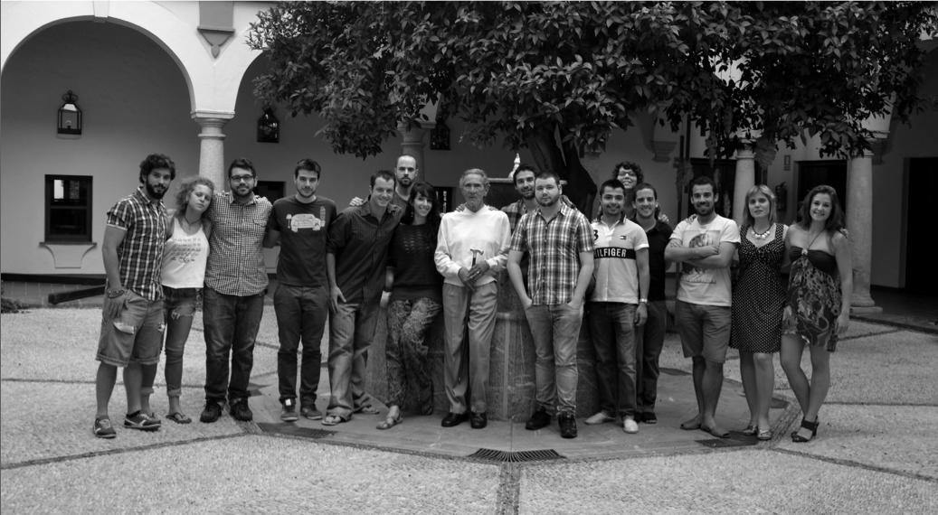 XI Promoción de Jóvenes Creadores de la Fundación Antonio Gala. Iván Canet.