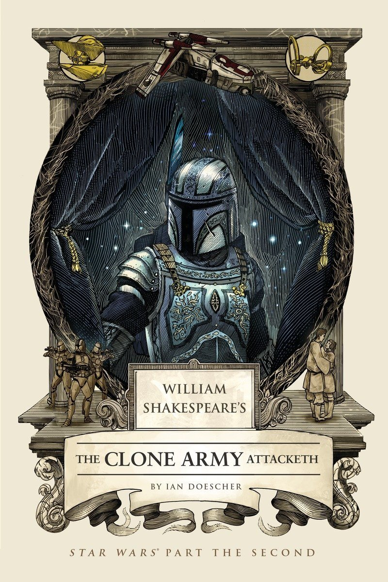 El ataque de los clones, por William Shakespeare