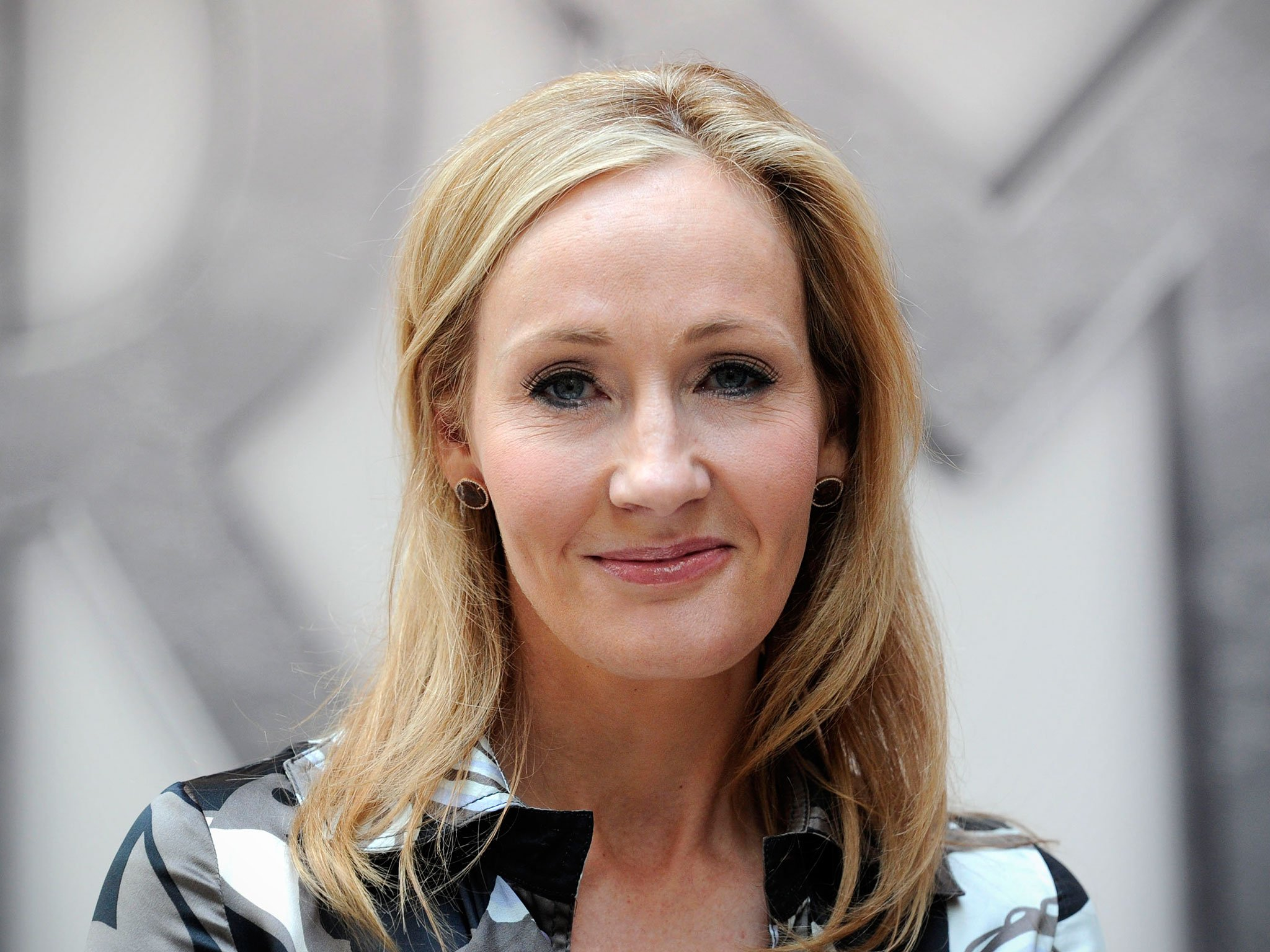 La escritora J.K.Rowling. Fuente: The Independent.