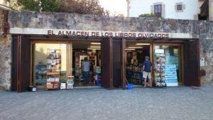 El almacén de los libros olvidados, en Isla (Cantabria)