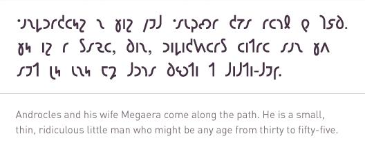 Ejemplo de transcripción