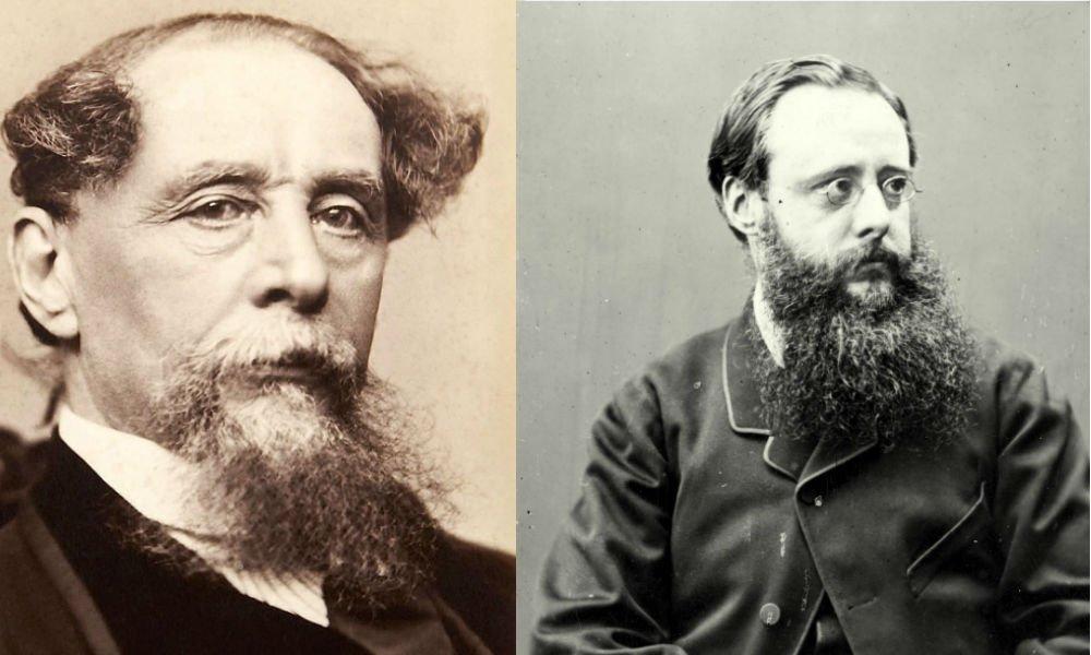 Charles Dickens y Wilkie Collins