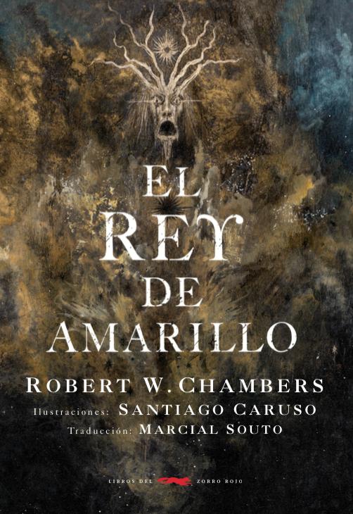 El Rey en Amarillo de Robert Chambers
