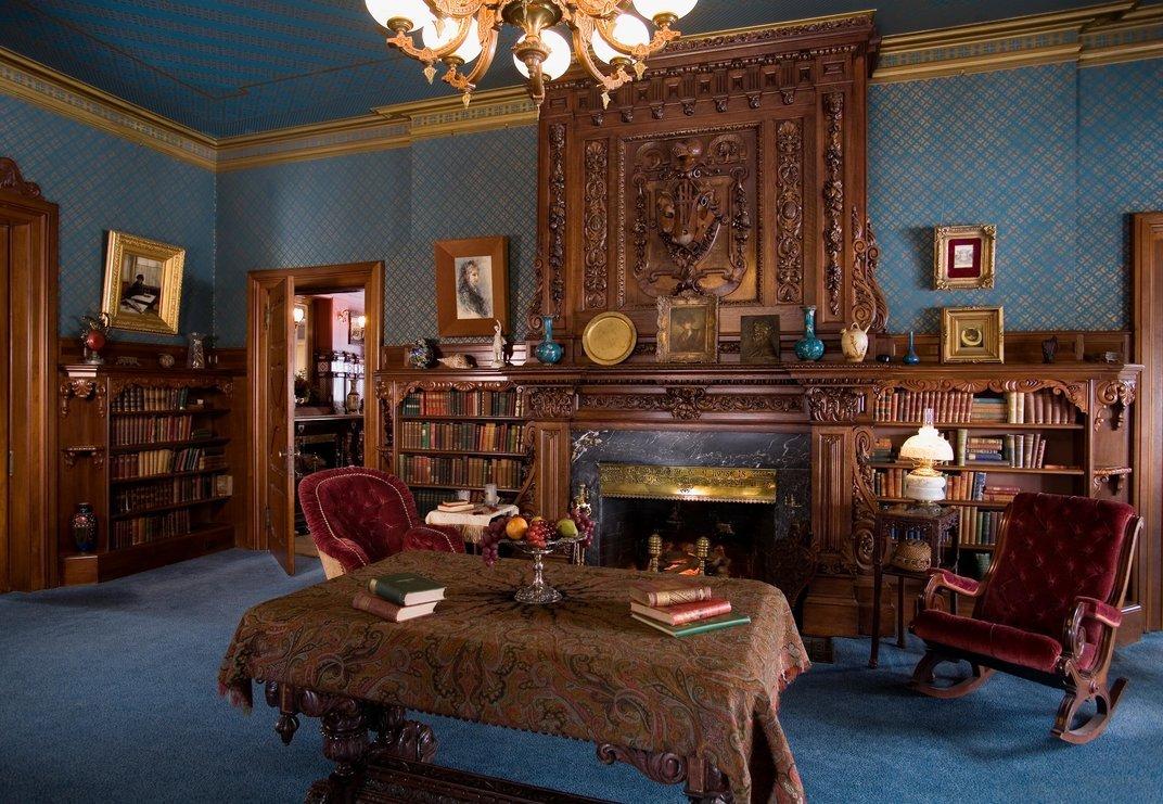 Biblioteca de Mark Twain