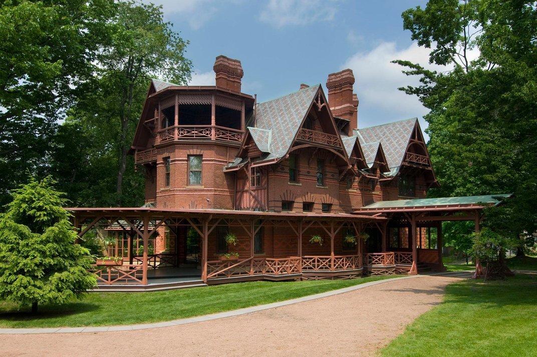 Casa museo de Mark Twain